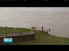 Corpo de homem de 30 anos é encontrado no Rio Doce, em Governador Valadares - Pescadores acharam corpo boiando nas imediações do Bairro São Tarcísio.