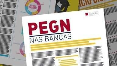 Veja os destaques da Revista PEGN de maio - A PEGN de maio ensina a tornar um negócio digital.