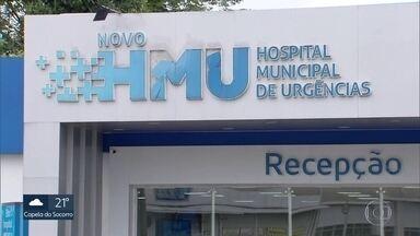 Lotação nas UTIs de Guarulhos chega a 97,5% - Guarulhos é hoje a terceira cidade do estado com mais pessoas infectadas pelo coronavírus. Os dados da secretaria estadual de Saúde mostram que já são 1945 casos, com 207 óbitos.