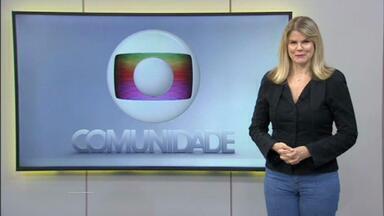 Globo Comunidade DF - Edição de 24/05/2020 - Tradição de maio como mês das noivas terá que ser adiada por conta da pandemia. Espécie rara de macaco nasce no zoológico de Brasília.