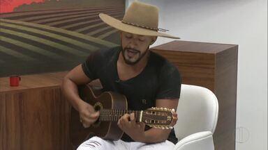 Café com viola: Inter TV Rural recebe o cantor Geovani Carreiro - Geovani Carreiro é nascido no Leste de Minas e canta vários sucessos do sertanejo raiz.