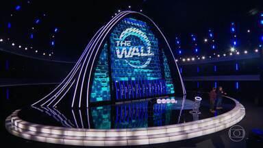 Programa de 23/05/2020 - Sábado é dia de 'Caldeirão do Huck' e, o deste fim de semana (23), tem os quadros 'Gonga la Gonga', 'The Wall' e mais uma etapa do 'Pequenos Gênios'.