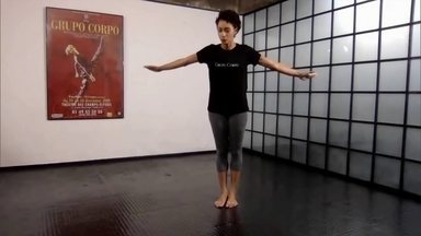 Bailarinos do Grupo Corpo dão aulas online para profissionais da saúde - Objetivo é oferecer uma opção de relaxamento para os profissionais da linha de frente do combate ao coronavírus.