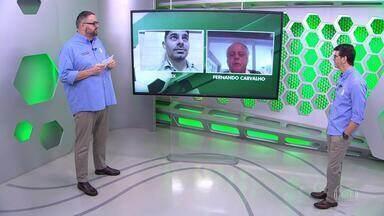 Fernando Carvalho lembra relação com a torcida e Alex fala da confiança no elenco em 2006 - Assista ao vídeo.