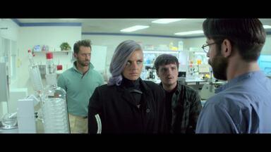 Missão Combustível - Após a tentativa desastrosa de assassinar o Dr. Kronish, Tiger e Wolf expulsam Josh da missão, até que eles percebem que seu Dispositivo de Viagem no Tempo está comprometido.
