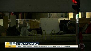 Bom Dia São Paulo - Edição de Terça-Feira, 26/05/2020 - Estado de SP terá flexibilização da quarentena em algumas regiões do estado em junho. Zona Norte de SP tem sensação térmica de 3°C.