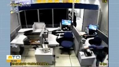 Operação da Polícia Federal prende suspeitos de furtos a agências bancárias - Operação da Polícia Federal prende suspeitos de furtos a agências bancárias