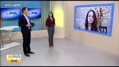 Veja os destaques do G1 Pará com a jornalista Thais Rezende - Veja os destaques do G1 Pará com a jornalista Thais Rezende