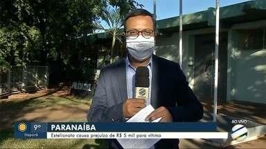 Estelionato causa prejuízo de R$ 5 mil para a vítima em Paranaíba - Estelionato causa prejuízo de R$ 5 mil para a vítima em Paranaíba