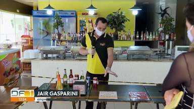 Empresários de bares e restaurantes temem onda de falências - Governo do DF ainda não divulgou plano de reabertura para o setor. Restaurante tradicional de Brasília, o Fritz, na Asa Sul, anunciou que vai fechar as portas no fim deste mês.