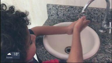 Isolamento e higiene diminuem internação de crianças por doenças respiratórias - Levantamento foi feito em hospitais de São Carlos.