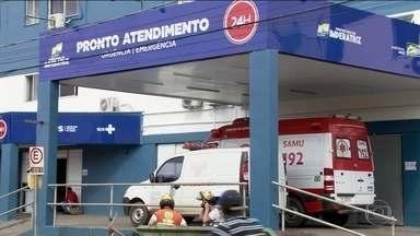 Pelo 8º dia seguido, todos os leitos clínicos estão ocupados na rede pública de Imperatriz - A segunda maior cidade maranhense tem cinco leitos de UTI disponíveis. O governo do Maranhão transferiu 29 pacientes em UTIs aéreas para São Luís.