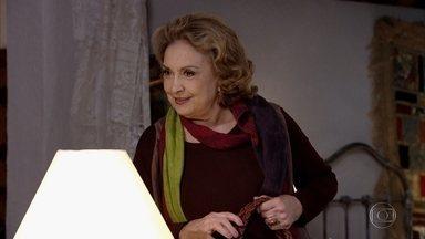 Íris decide visitar Tereza Cristina - undefined