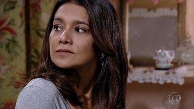 Baltazar proibe Celeste de falar com Griselda sobre a separação da patroa - undefined