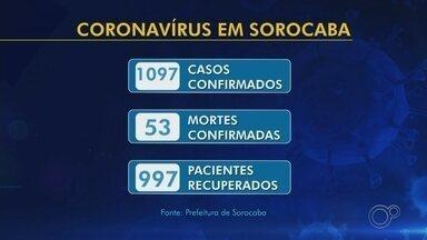 Cidades das regiões de Sorocaba, Jundiaí e Itapetininga têm novos casos de coronavírus - As cidades das regiões de Sorocaba, Jundiaí e Itapetininga (SP) registraram novos casos de coronavírus até esta quinta-feira (4).