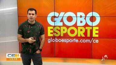 Marcos Montenegro comenta os destaques do esporte - Saiba mais no g1.com.br/ce