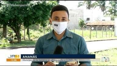 Ananás tem novas medidas de prevenção contra o novo coronavírus; saiba quais - Município de Ananás tem novas medidas de prevenção contra o novo coronavírus; saiba quais