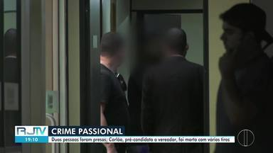 Polícia prende suspeitos de assassinarem o assessor parlamentar Carlos Ritter em Campos - Prisão aconteceu na tarde desta quinta (4), exatamente uma semana depois do assassinato.