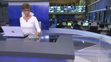 Jornal da Globo, Edição de quinta-feira, 04/06/2020 - As notícias do dia com a análise de comentaristas, espaço para a crônica e opinião.