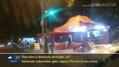 Invasão da milícia continua no Engenho da Rainha, Zona Norte do Rio - Moradores afirmam que não existe fiscalização e não sabem mais a quem pedir socorro.