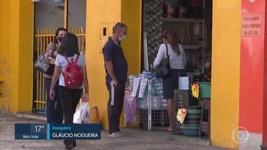 Moradores de Nova Lima podem ter que pagar multa por não usar máscaras - A prefeitura mandou um projeto para a Câmara, enquanto comércio e serviços entram em nova etapa de flexibilização