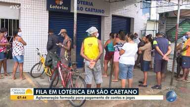 Medidas restritivas mais rígidas começam entram em vgor em Itapuã e São Caetano na quarta - No bairro de Pernambués, o prazo do decreto foi prorrogado por mais uma semana.