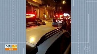 Sargento da PM é assassinado após sair de mercado no Recife - Ele foi abordado por dois homens quando se preparava para subir em moto.