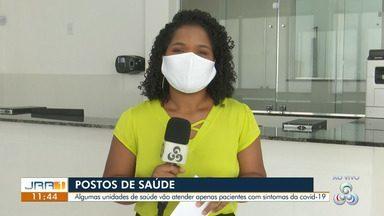Oito unidades de saúde de Boa Vista serão apenas para atendimentos de pessoas com covid-19 - A mudança valerá a partir de amanhã.