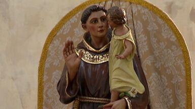 Mogi das Cruzes celebra missa de Santo Antônio - Neste sábado (13) é comemorado o dia de Santo Antônio no Brasil e também em Portugal.