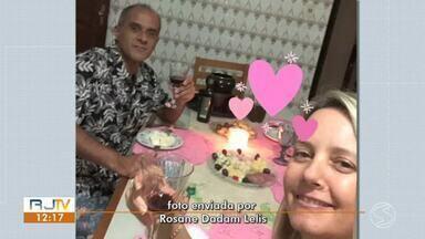 RJ1 mostra fotos e vídeos dos telespectadores no Dia dos Namorados - Casais apaixonados registraram os momentos especiais que viveram neste dia 12 de junho.