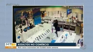 Dois casos ocorreram no mesmo dia em Cuiabá - Dois casos ocorreram no mesmo dia em Cuiabá.