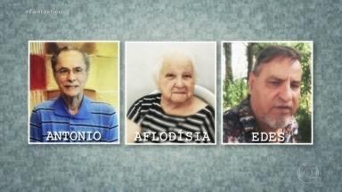 Edes, Lígia, Sônia: elenco da Globo faz homenagem aos brasileiros mortos pela Covid-19 - Fantástico homenageia os brasileiros que perderam a vida por conta do coronavírus.