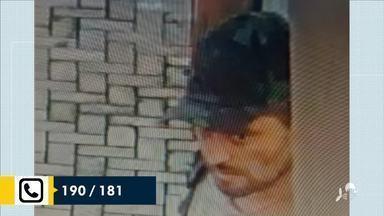 Câmeras flagram homem furtando condomínio na Aldeota - Saiba mais em: g1.com.br/ce