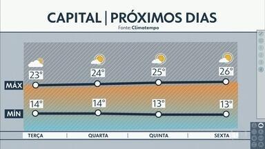 Última semana do outono começa fria na Grande São Paulo - Tardes vão ficar mais quentes no fim da semana. Veja a previsão completa para a capital.