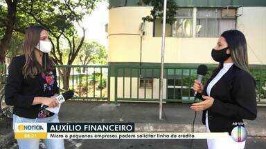 Micro e pequenas empresas podem solicitar linha de crédito, segundo Receita Federal - Em Montes Claros, mais de 35 mil empresas poderão solicitar acesso ao crédito.