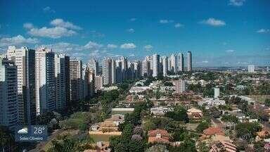 Veja a previsão do tempo para terça-feira (16) em Ribeirão Preto, SP, e região - Temperatura máxima em Ribeirão é de 28ºC.