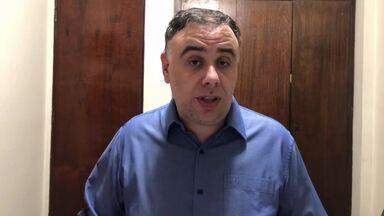 Dois Minutos com Cristian Toledo: o mercado da bola - Dois Minutos com Cristian Toledo: o mercado da bola
