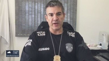Homem suspeito de matar ex-companheira a facadas é preso em Pouso Alegre - Homem suspeito de matar ex-companheira a facadas é preso em Pouso Alegre