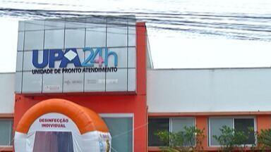Hospital de campanha de Itaquaquecetuba começa a funcionar - Unidade começou funcionar nesta terça-feira (16), para o atendimento de pacientes com suspeita e confirmação da Covid-19.