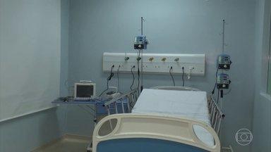 Hospital de campanha de Manaus deixa de atender novos pacientes - A decisão da prefeitura de Manaus foi embasada na redução de casos de Covid-19 na cidade.