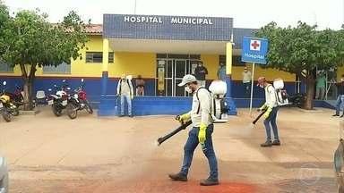 No Ceará, só uma cidade não tem casos da Covid-19 - Granjeiro, um pequeno município no sul do Ceará é exemplo de isolamento social.