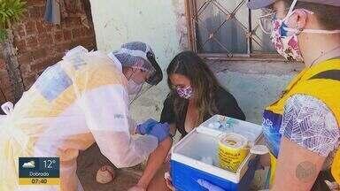 Pesquisa mostra que casos de Covid-19 em Ribeirão Preto dobraram em 6 semanas - Estudo estima que quase 18 mil pessoas da cidade podem estar infectadas.