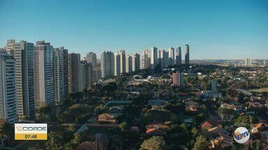 Veja a previsão do tempo em Ribeirão Preto para esta quinta-feira - Termômetros marcam temperatura máxima de 28ºC.
