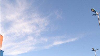 Previsão do tempo: Alto Tietê terá tempo seco nesta quinta-feira - Vários locais da região podem registrar níveis de umidade relativa doar entre 20% e 30%, abaixo do recomendado pela Organização Mundial da Saúde (OMS). Não há previsão de chuva.