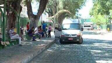 Greve de motoristas e cobradores de ônibus completa um mês em Teresina - Greve de motoristas e cobradores de ônibus completa um mês em Teresina