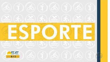 Thiago Barbosa conta as novidades do esporte - Thiago Barbosa conta as novidades do esporte.