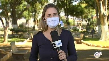 Vacina contra a gripe é oferecida a todos os moradores em Tatuí - A Secretaria de Estado da Saúde recebeu 600 mil novas doses da vacina contra a gripe e começou a distribuir para os municípios. Na região, Tatuí (SP) está oferecendo a vacina para todos os moradores.