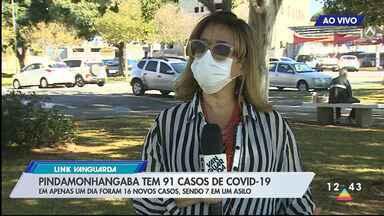 Asilo em Pindamonhangaba tem sete casos de Covid-19 confirmados em um dia - São três idosos e quatro funcionários infectados