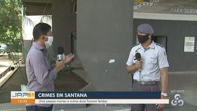 Santana registra três casos de homicídio e lesões corporais na noite de quarta-feira - Santana registra três casos de homicídio e lesões corporais na noite de quarta-feira