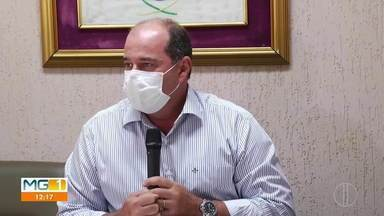 Prefeitura de Governador Valadares publica decreto com medidas de prevenção a Covid-19 - O prefeito André Merlo publicou o novo decreto na tarde desta quarta-feira (17)